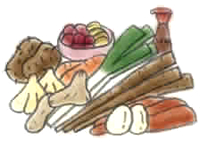 冷え性 陰性食品 血液 ドロドロ サラサラ しょうが 酢 コーヒー 海草